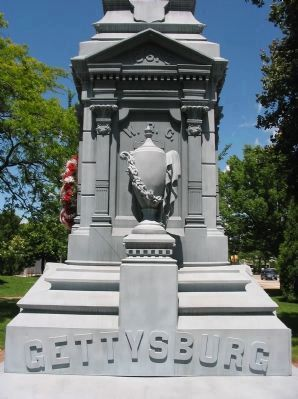 Union Soldiers Monument image. Click for full size.
