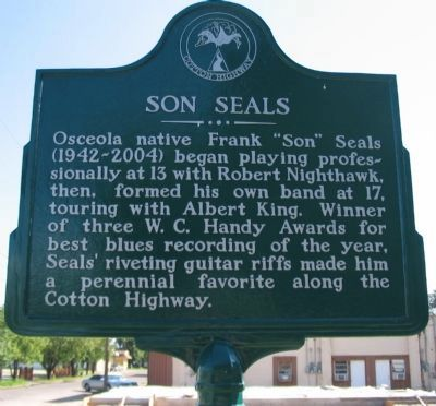 Son Seals Marker image. Click for full size.