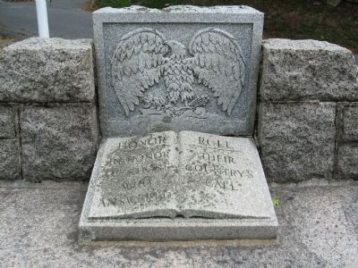 Riverdale World War II Monument image. Click for full size.