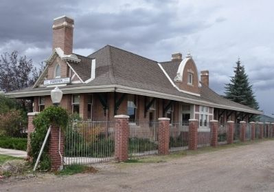 The Train Depot image. Click for full size.