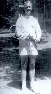 "E.B. ""Fluffy"" Rice: Most Responsible for Belton as the Tennis Capital of South Carolina Photo, Click for full size"