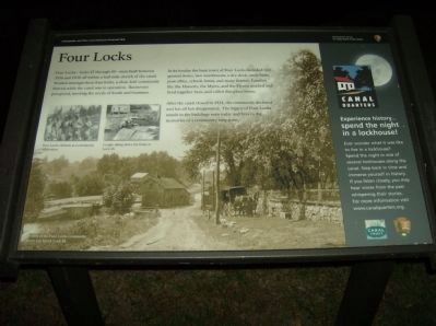 Four Locks Marker image. Click for full size.