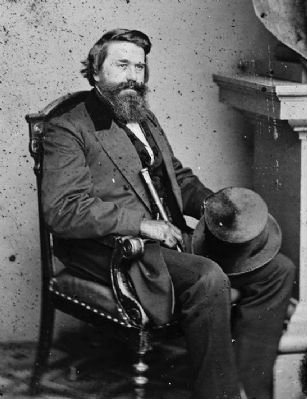 Louis Trezevant Wigfall<BR>1816&#8211;1874 image. Click for full size.