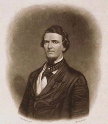 Preston Brooks<br>1819&#8211;1857 image. Click for full size.