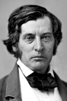 Charles Sumner<br>1811&#8211;1874 image. Click for full size.