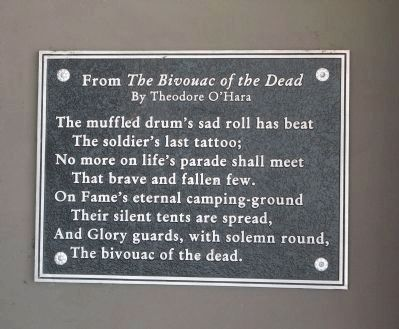 From <i>The Bivouac of the Dead</i> image. Click for full size.