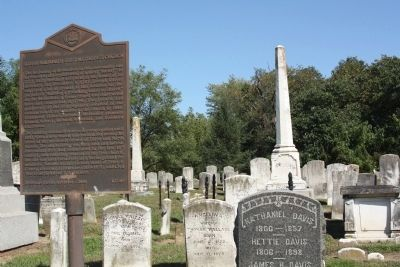 Site of Milford's First Methodist Church Marker image. Click for full size.