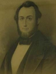 Peter Foster Causey of Delaware (1801-1871) image. Click for full size.