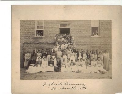 Ingleside Seminary Group Photo1 image. Click for full size.