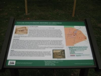 The TISCO Complex Marker Photo, Click for full size