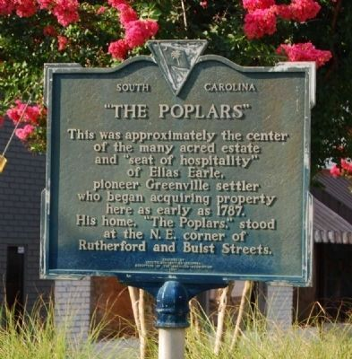 """The Poplars"" Marker image. Click for full size."