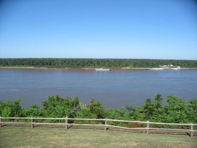The Battle At Belmont Missouri Historical Marker