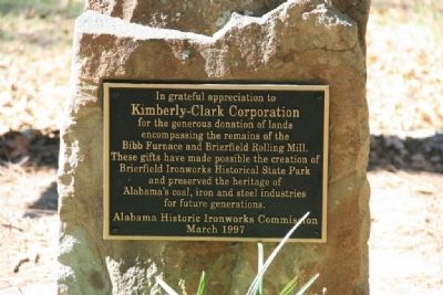 Center Stone Marker image. Click for full size.