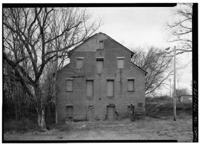 The Lenoir Cotton Mill image. Click for full size.
