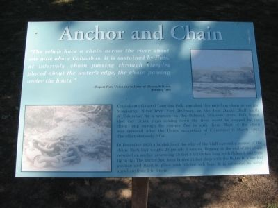 Anchor and Chain Marker image. Click for full size.