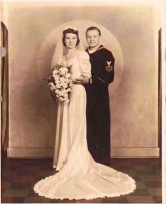 Walter and Marian Laud Photo, Click for full size