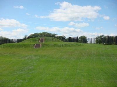 A Platform Mound Photo, Click for full size