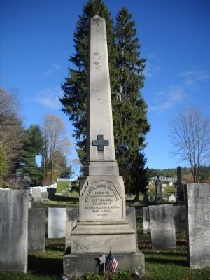 Grave of John Sedgwick Photo, Click for full size