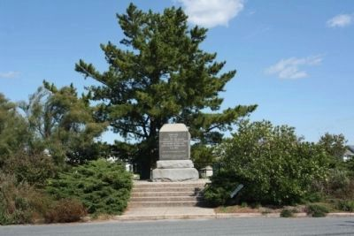 deVries Monument Photo, Click for full size