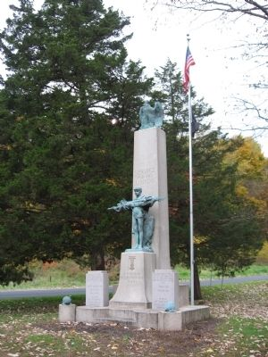 Brewster Soldiers Monument image. Click for full size.
