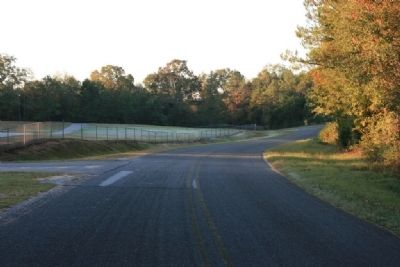 The Road Leading Toward Ebenezer Church image. Click for full size.