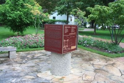 Amherstburg Navy Yard Marker image. Click for full size.