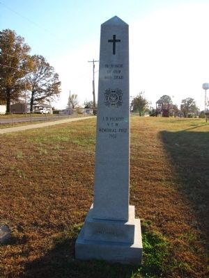 Minor Hill War Memorial Marker image. Click for full size.