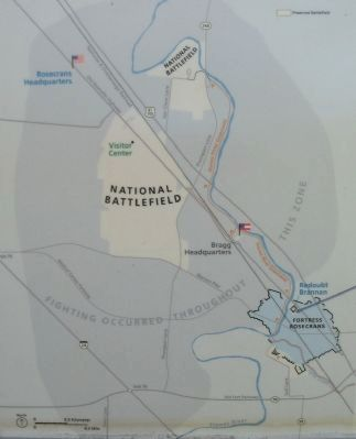 Battlefield Park Map image. Click for full size.