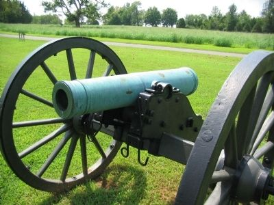 12-pdr Field Howitzer Model 1838 image. Click for full size.