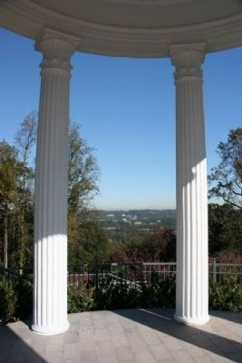 The View From Sibyl Temple image. Click for full size.