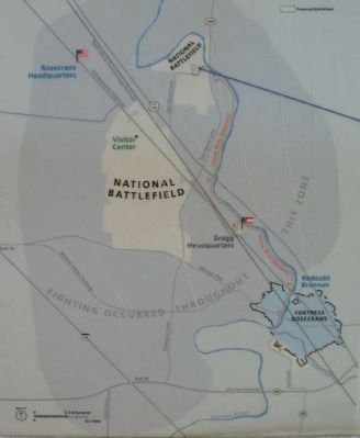 Battlefield Park Map Photo, Click for full size