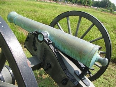 6-pdr Field Gun image. Click for full size.