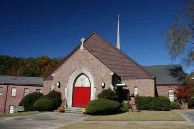 Taylor Memorial United Methodist Church image. Click for full size.