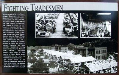 Fighting Tradesmen Marker image. Click for full size.