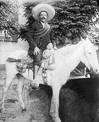 Pancho Villa image. Click for full size.