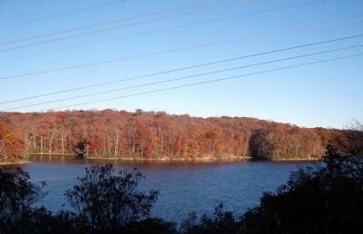 Occoquan Reservoir image. Click for full size.