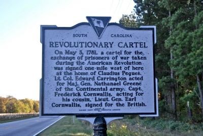 Revolutionary Cartel Marker image. Click for full size.