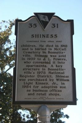 Shiness Marker (reverse) image. Click for full size.