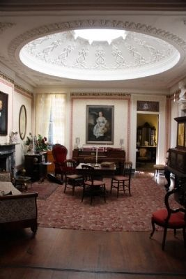 Parlor Room at Gaineswood image. Click for full size.