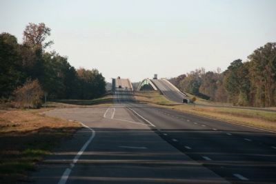 The New Rooster Bridges Highway 80 West Bound image. Click for full size.