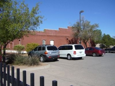 Ysleta Neighborhood Health Clinic image. Click for full size.