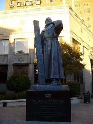 Fray Garcia De San Francisco Photo, Click for full size