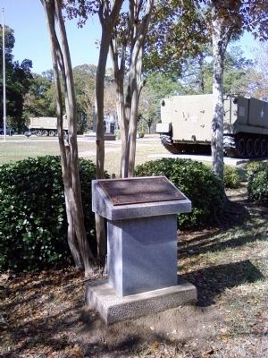 Fort Polk Marker image. Click for full size.