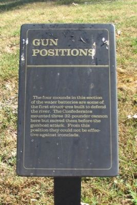 Gun Positions Marker image. Click for full size.