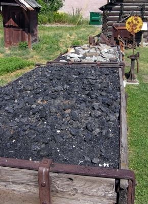 Artifacts of Roslyn's King Coal past Photo, Click for full size