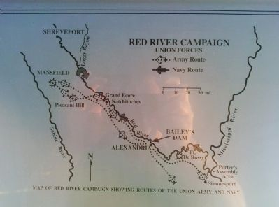 The Red River Campaign image. Click for full size.