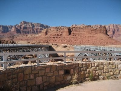 Navajo Bridge image. Click for full size.