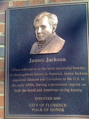 James Jackson Marker image. Click for full size.