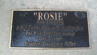 Rosie Marker image. Click for full size.