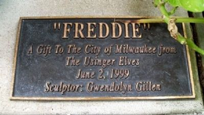 Freddie Marker image. Click for full size.